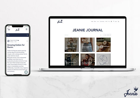 The Jeanie Journal