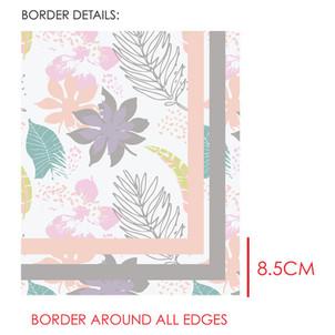 Border Development for Scarf Design