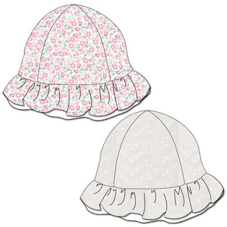 CADs for Nutmeg Baby Hats