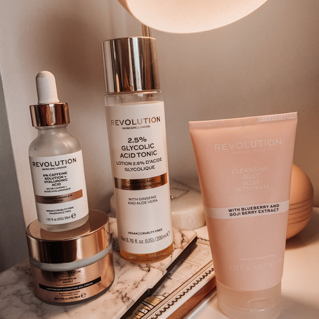 Friday Favourites: Revolution Skincare