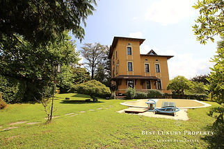 Villa Liberty Varese