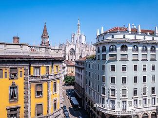 Attico con vista Duomo in vendita a Milano
