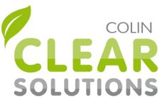Mit Hilfe von Colin Clear Solution zum Clear Labeling