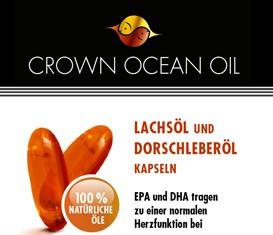 Omega-3-Fettsäuren – Gutes Öl für die Gesundheit