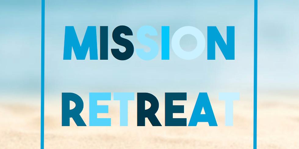Beach Mission Retreat
