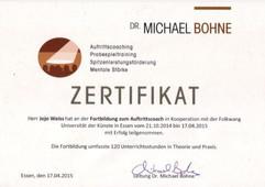 PEP Zertifizierung