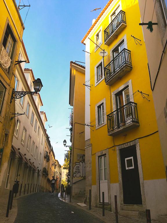 Rua das Farinhas, Lisbon