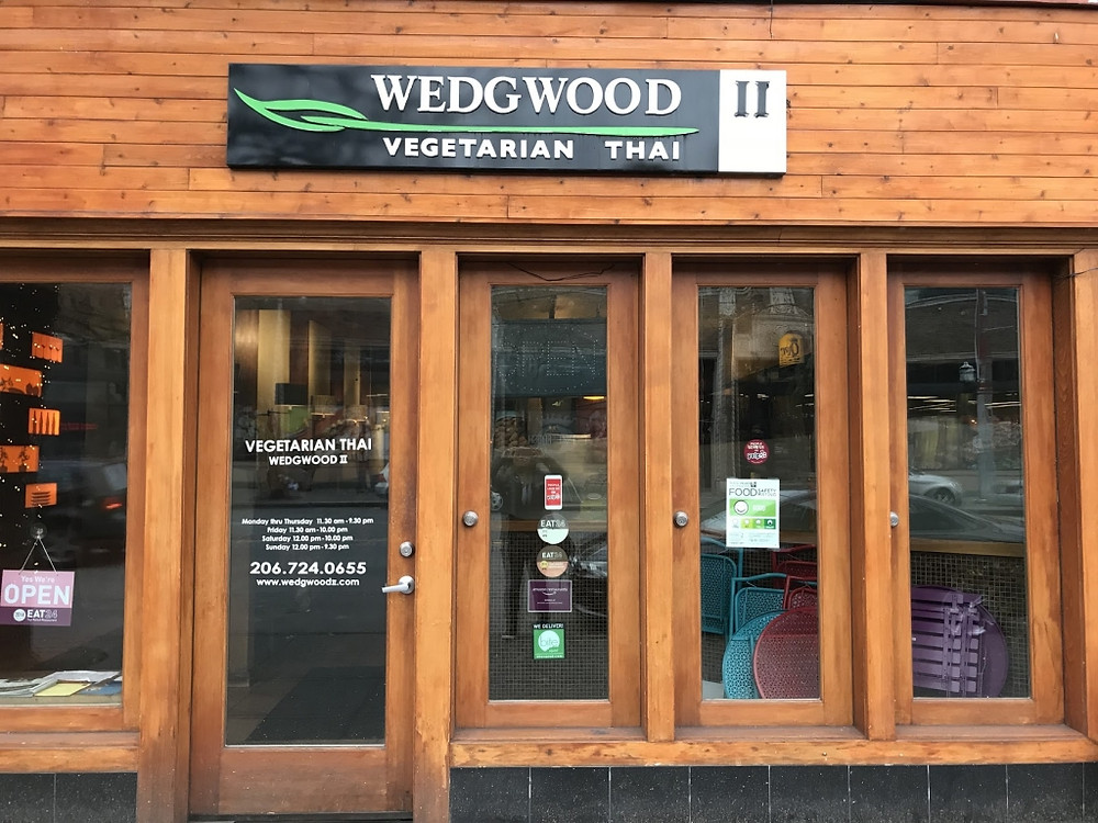 Wedgewood Thai Seattle