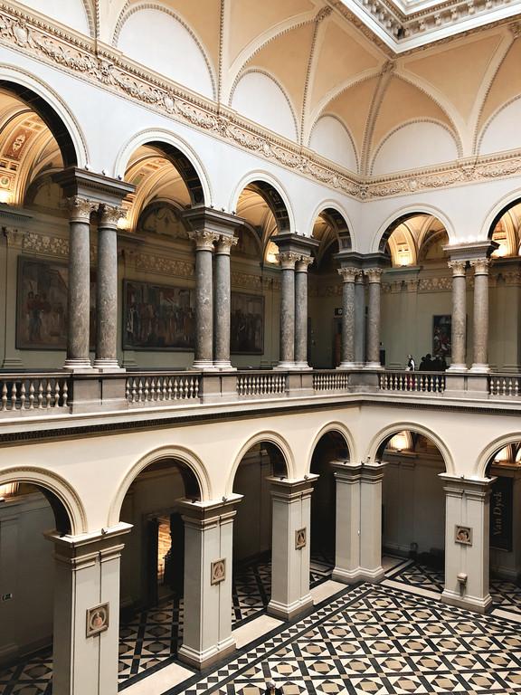 Hungarian Museum of Fine Art, Budapest