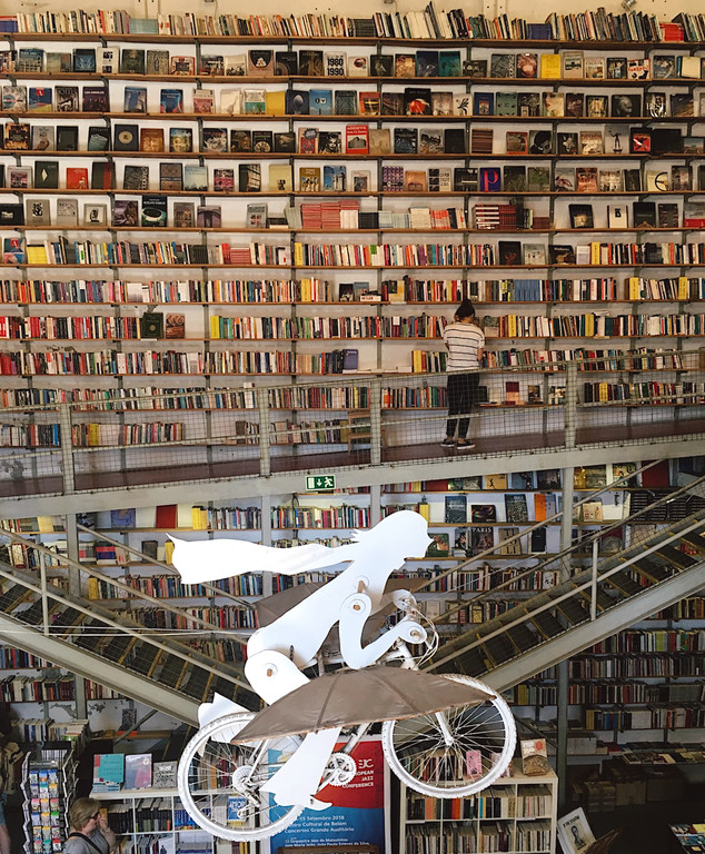 "LxFactory's Ler Devagar: ""The Coolest Bookstore in Lisbon"""