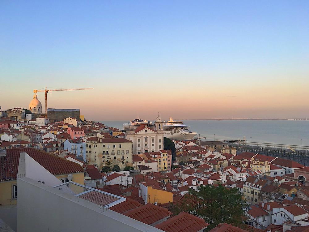 Miradouro de Santa Luzia, Lisbon