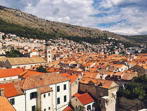A Virtual History Tour of Dubrovnik's City Walls
