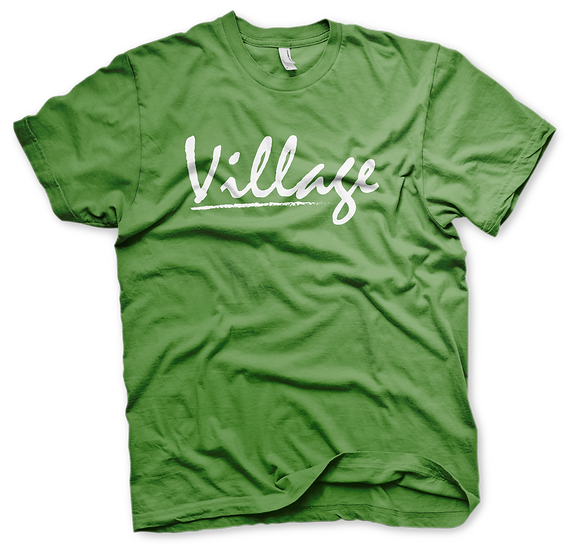 Village Classic Tee - Green