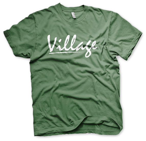 Village Classic Tee - Forrest