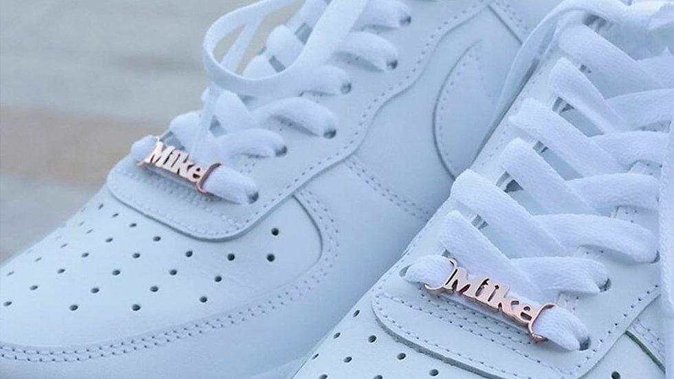 Custom Shoe Lace Label