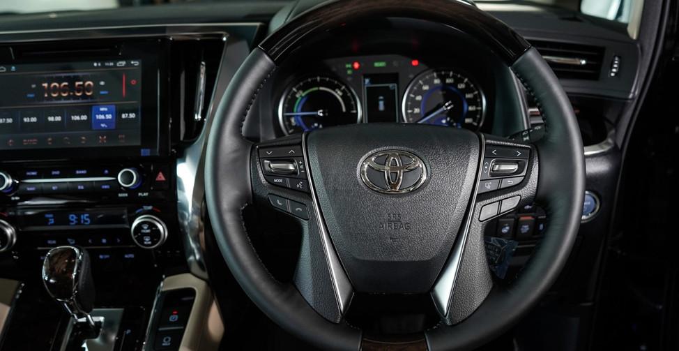 Alphard GF Hybrid 2019