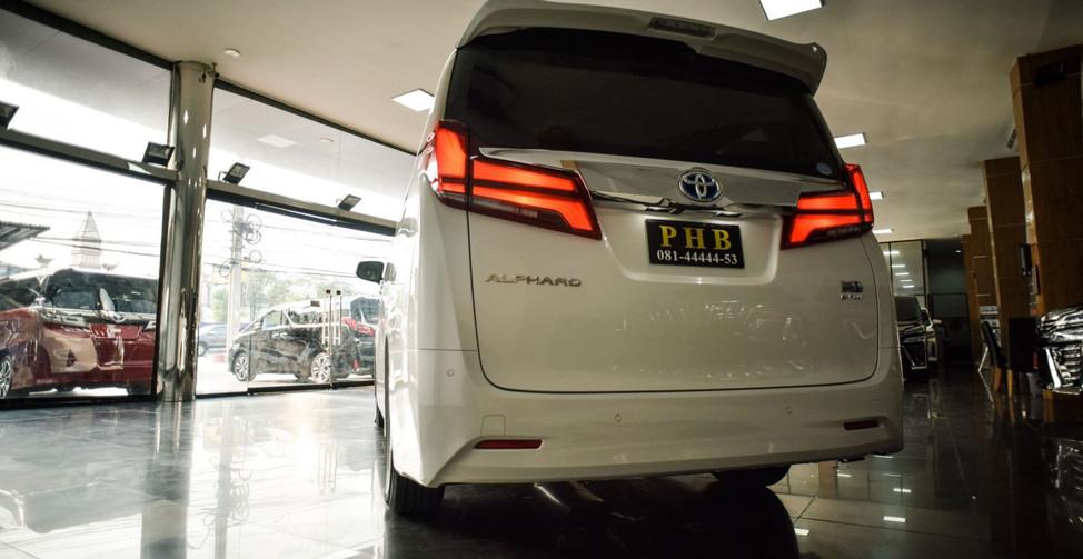 Alphard Hybrid X 2019