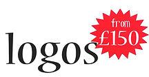 logo design from £150