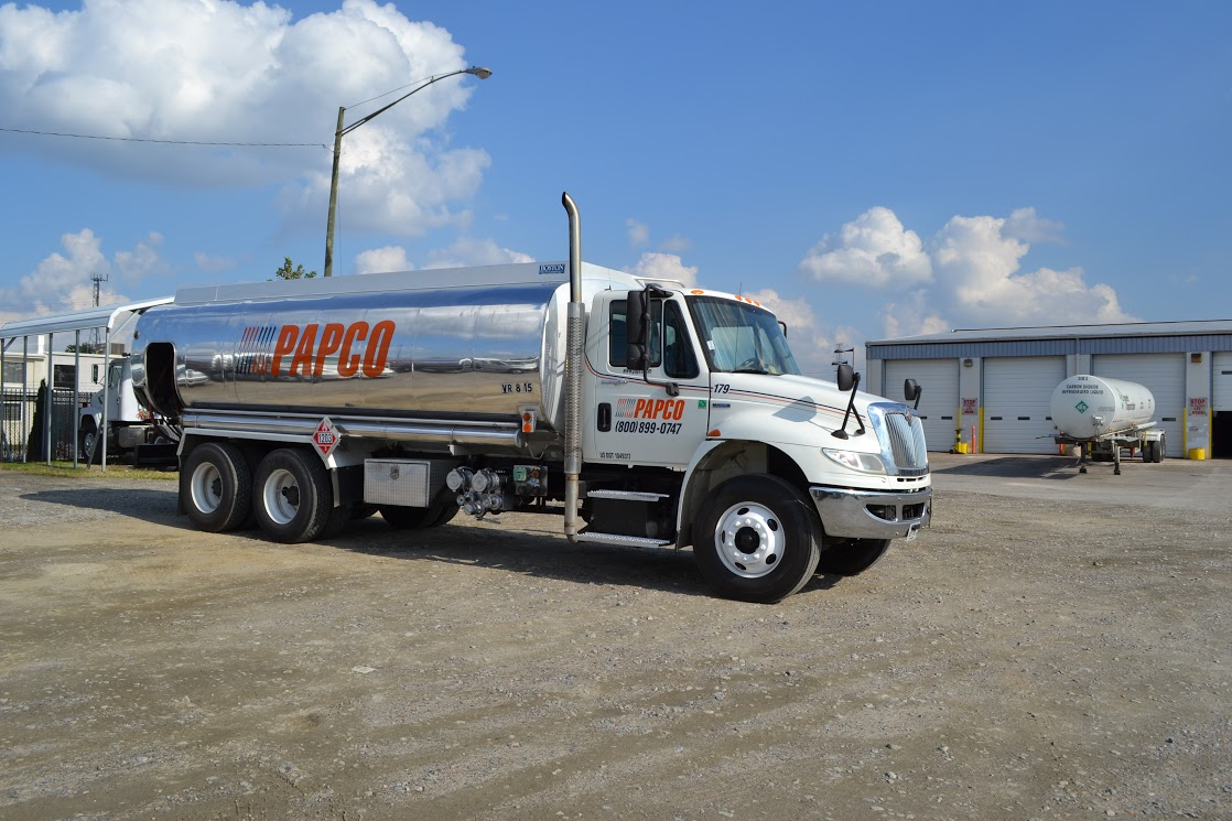Papco Tanker Truck