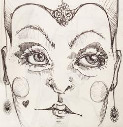 Queen Sketch