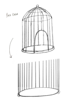 Sketch of the Bird Cage