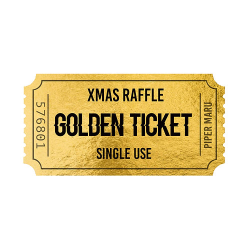 The Golden Raffle Ticket