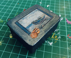 Process Photo - The Box