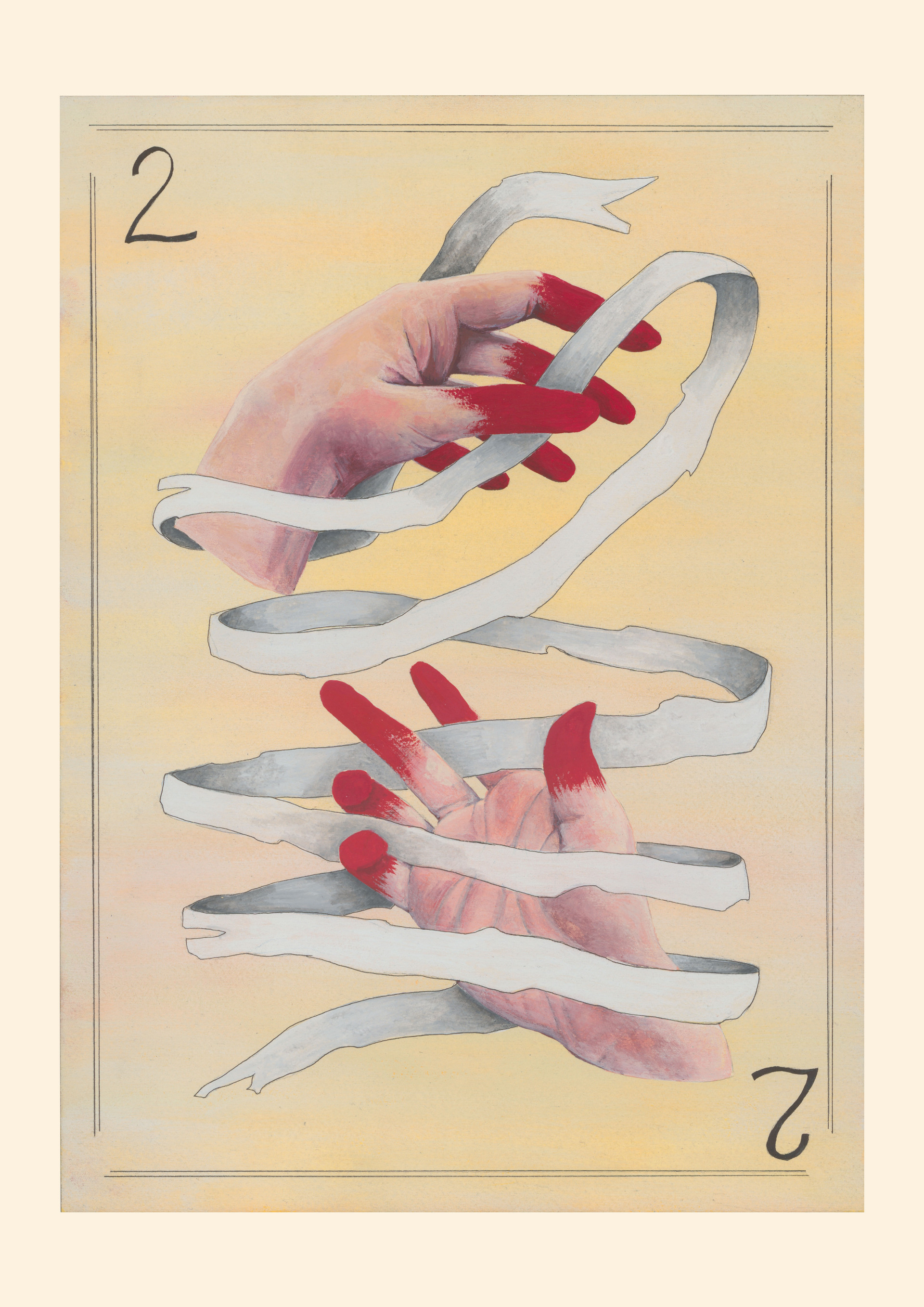 'The Two of Hands'