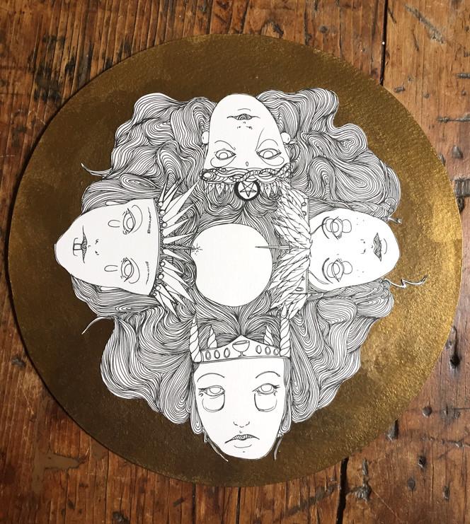 The Tarot Queens