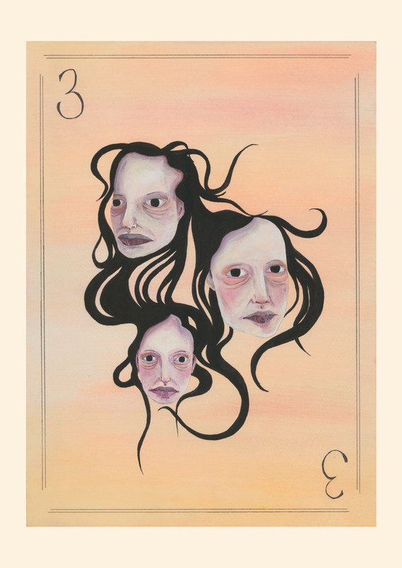 'The Three of Heads'