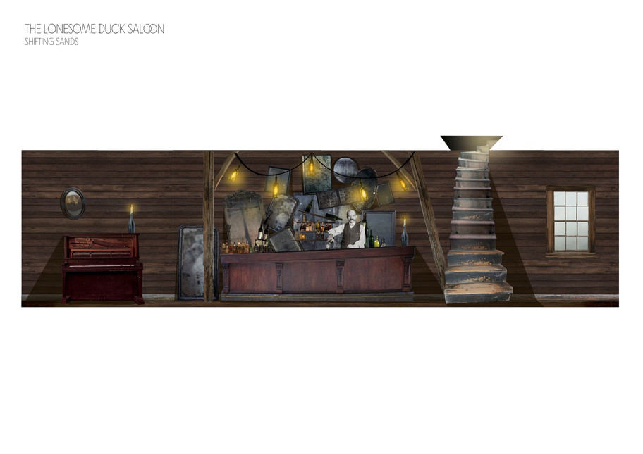 Lonesome Duck Saloon
