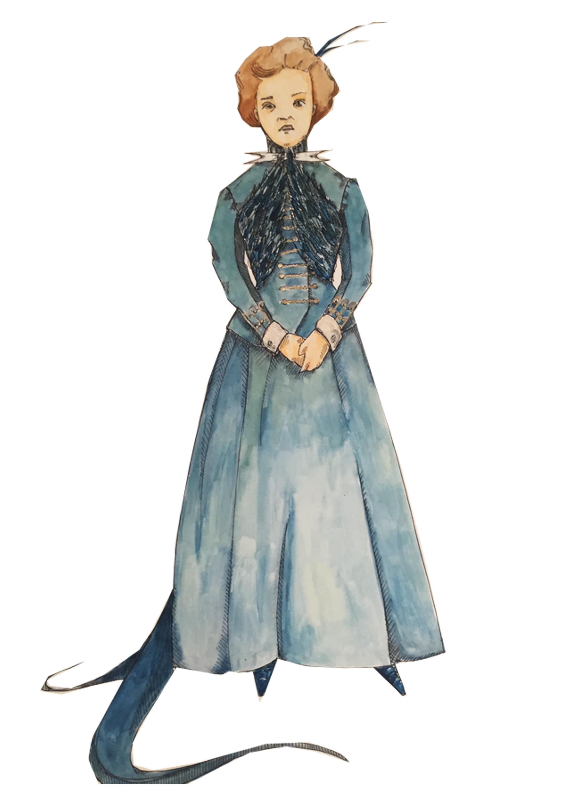 Countess Geschwitz Act II