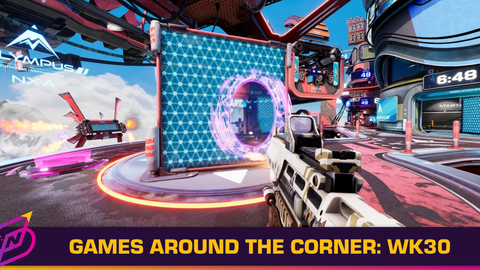 [Games Around the Corner] Week 30, 2021 - Past or Future?
