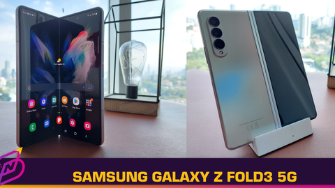 [Review] An Almost Perfect Foldable: The Samsung Galaxy Z Fold3 5G