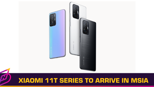 Xiaomi 11T and Xiaomi 11T Pro to Arrive In Malaysia; Pre-Order Available Now