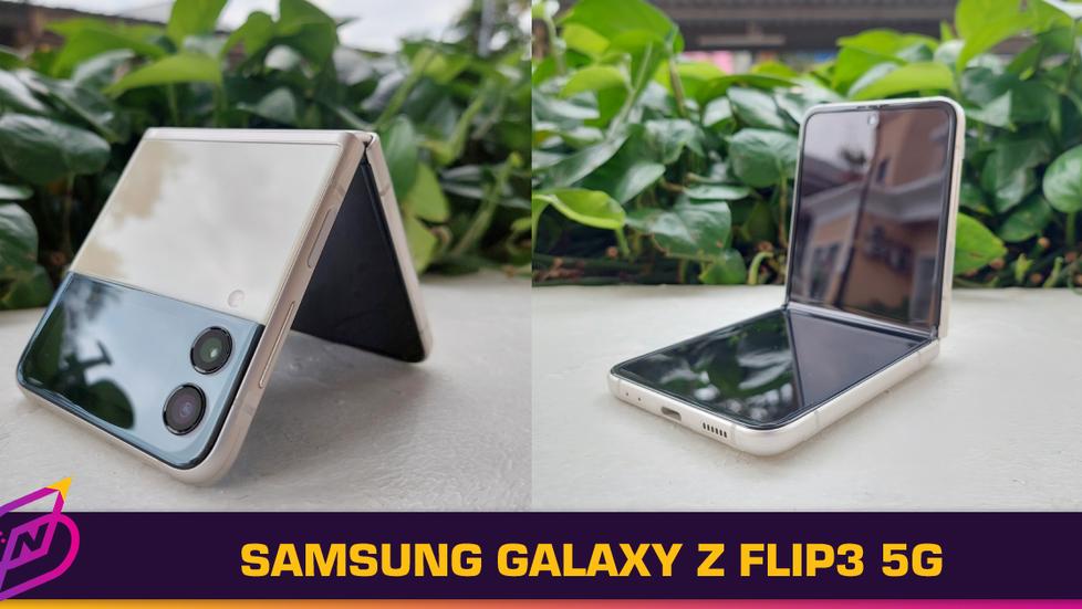[Review] Flippin' Good: The Samsung Galaxy Z Flip3 5G