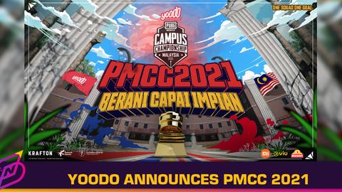 Yoodo Announces PUBG Mobile Campus Championship 2021