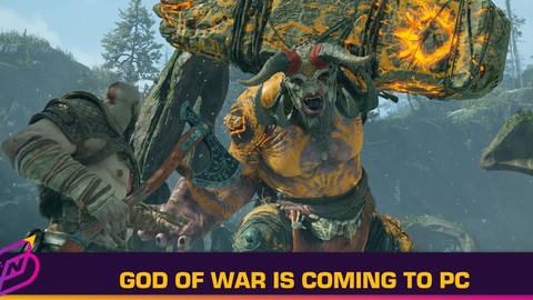 God of War Is Coming to PC in January 2022