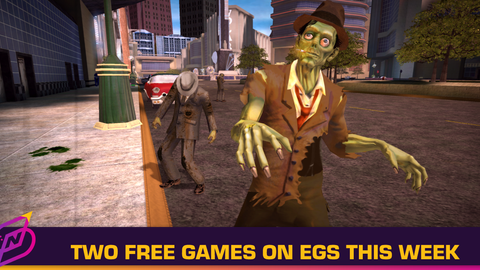 Epic's New Giveaway Involves Medieval-Looking Heroes and Zombies