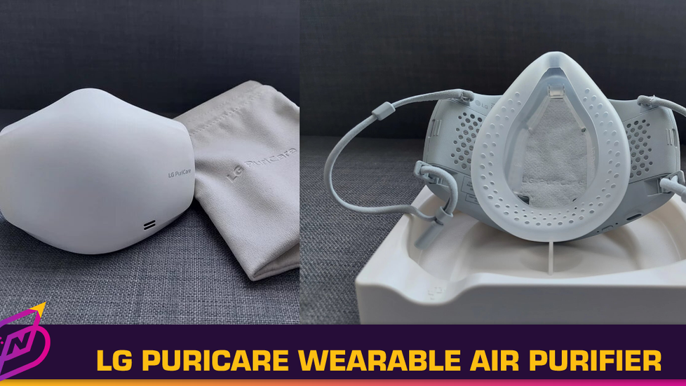 [Review] Easier Breathing and Louder Speaking: The LG PuriCare Wearable Air Purifier