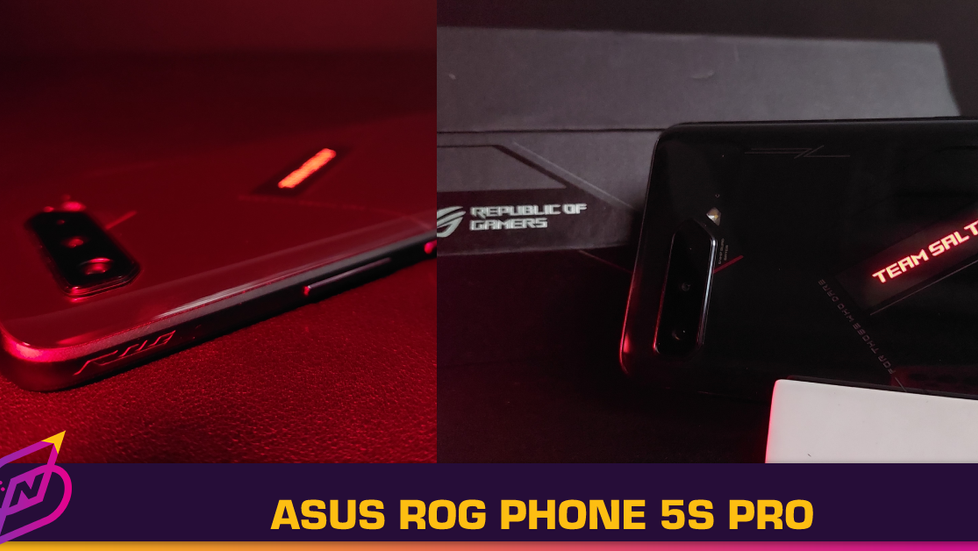 [REVIEW] Gaming Monster: The ROG Phone 5S Pro