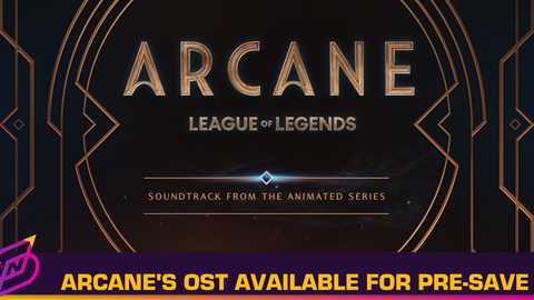 Official Soundtracks for Arcane Are Now Available for Pre-Save