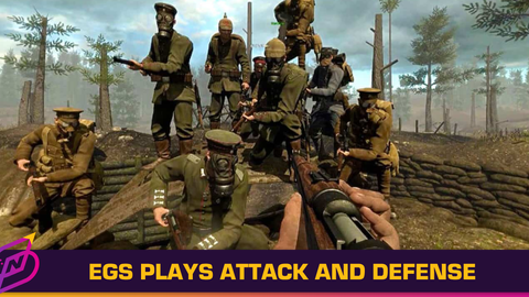 Attack or Defend - Epic Lets Players Choose with This Week's Free Games