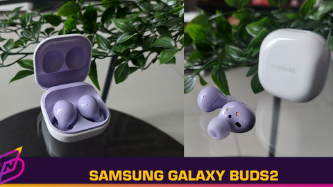 [Review] Small Yet Charming: The Samsung Galaxy Buds2