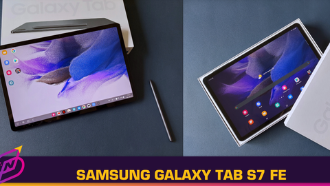 """[Review] Good But Not """"Fan Edition"""" Powered: The Samsung Galaxy Tab S7 FE"""