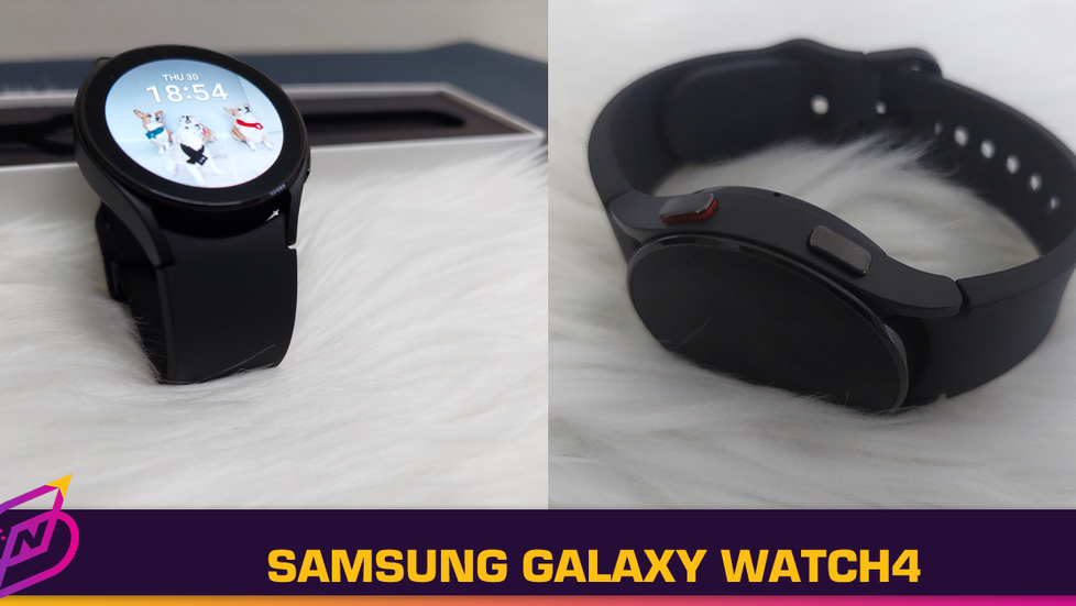 [Review] An Android Samsung Smartwatch - The Samsung Galaxy Watch4