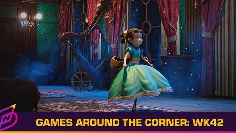 [Games Around the Corner] Week 42, 2021 - A Couple of Tim Burton-Inspired Games
