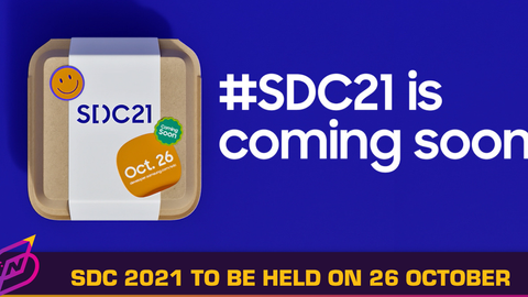 The Samsung Developer Conference 2021 Will Be Held on 26 October