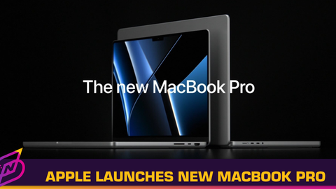 Apple Launches the New MacBook Pro; Price Starts from RM8,799