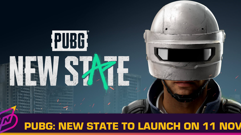 PUBG: NEW STATE Will Launch Globally on 11 November